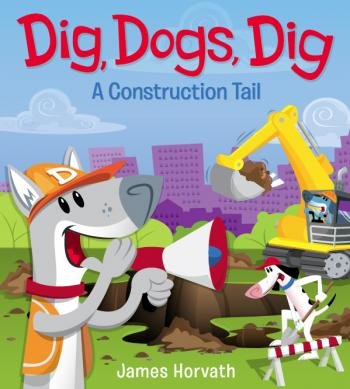 Dig, Dogs, Dig Cover