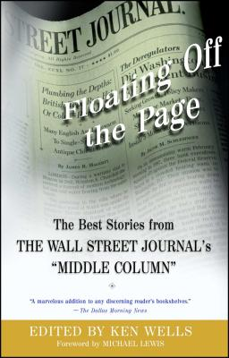 Floating Off the Page Cover