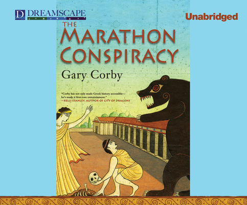 Cover for The Marathon Conspiracy (Athenian Mysteries)