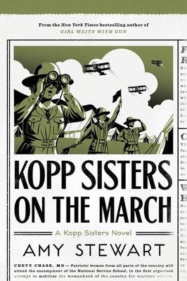Kopp Sisters on the March (A Kopp Sisters Novel #5) cover