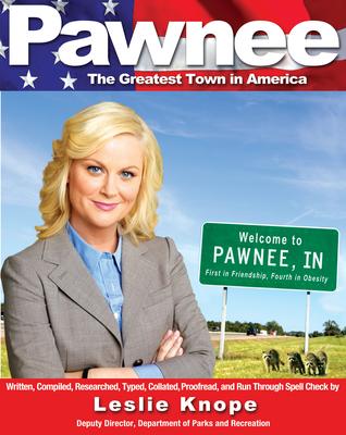 Pawnee Cover