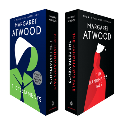 The Handmaid's Tale and The Testaments Box Set Cover Image