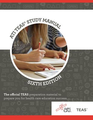 Ati Teas Review Manual Cover Image