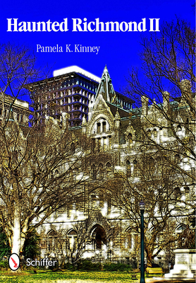 Cover for Haunted Richmond II