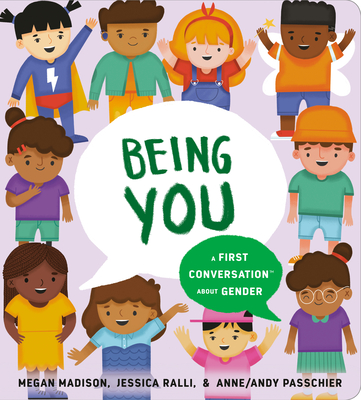 Being You: A First Conversation About Gender (First Conversations) Cover Image