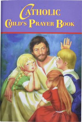 Catholic Child's Prayer Book Cover Image