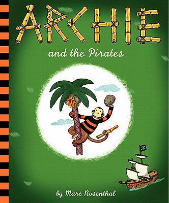Archie and the Pirates Cover