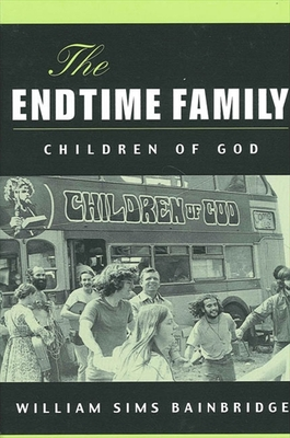 The Endtime Family: Children of God Cover Image