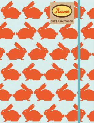 Anorak Rabbits Notebook Cover Image