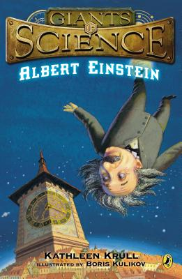 Albert Einstein (Giants of Science) Cover Image