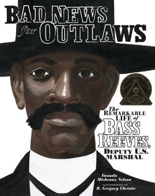 Cover for Bad News for Outlaws