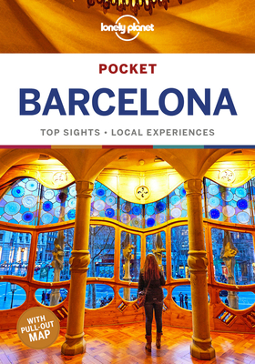 Lonely Planet Pocket Barcelona 6 Cover Image