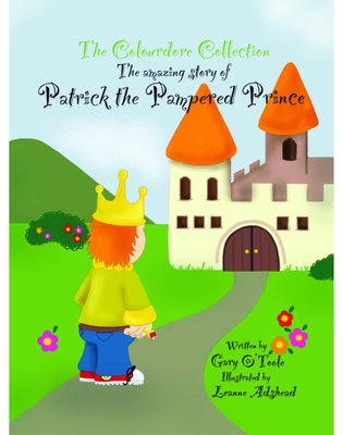 Cover for Patrick the Pampered Prince