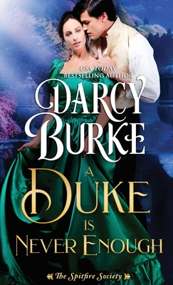 Cover for A Duke is Never Enough