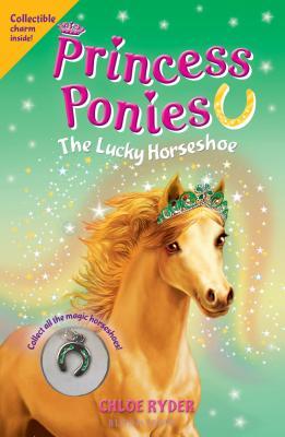 Princess Ponies 9: The Lucky Horseshoe Cover Image