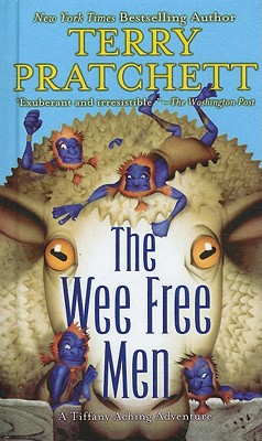 The Wee Free Men (Discworld) Cover Image