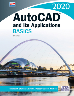 AutoCAD and Its Applications Basics 2020 Cover Image