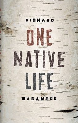 Cover for One Native Life