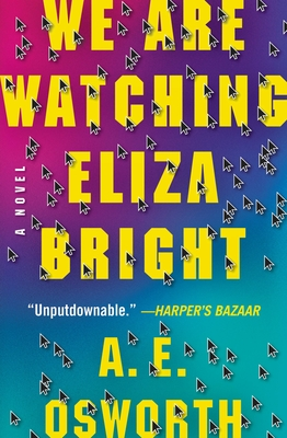 We Are Watching Eliza Bright Cover Image