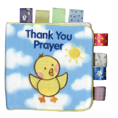 Thank You Prayer (My First Taggies Book) Cover Image