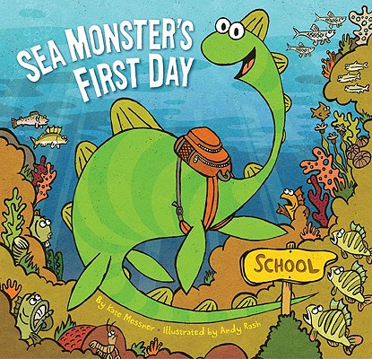 Sea Monster's First Day Cover