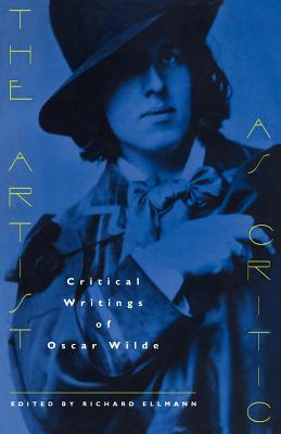 richard ellmann oscar wilde a collection of critical essays