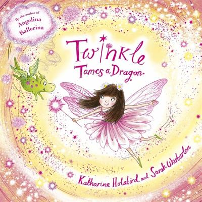 Twinkle Tames a Dragon Cover Image