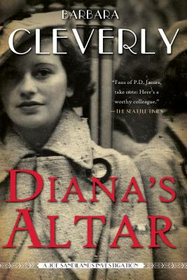 Cover for Diana's Altar (A Detective Joe Sandilands Novel #13)