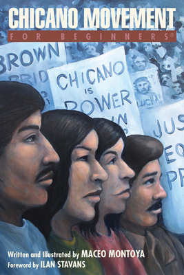 Chicano Movement For Beginners Cover Image