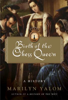 Birth of the Chess Queen Cover