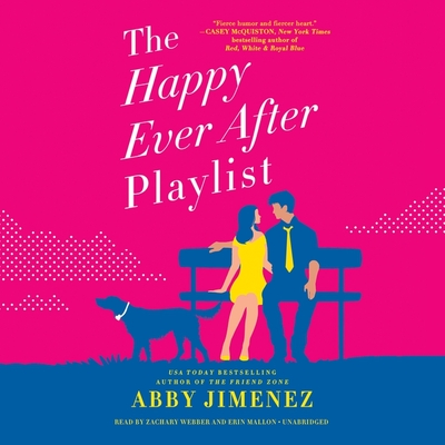 The Happy Ever After Playlist Lib/E Cover Image