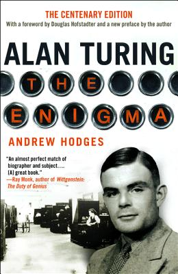 Alan Turing Cover