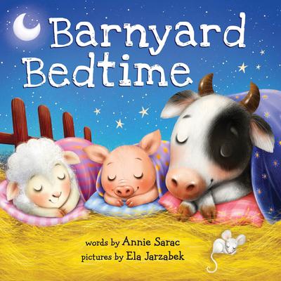 Barnyard Bedtime Cover Image