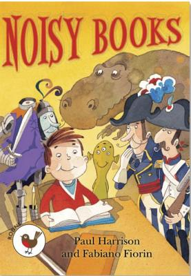 Noisy Books (Robins) Cover Image
