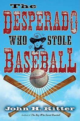 The Desperado Who Stole Baseball Cover Image