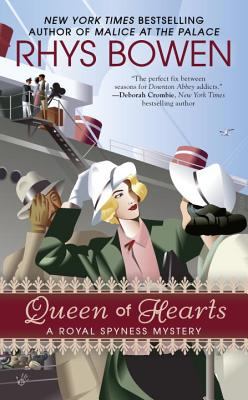 Queen of Hearts (A Royal Spyness Mystery #8) Cover Image