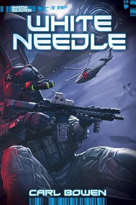 White Needle (Shadow Squadron #5) Cover Image