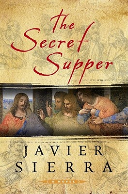 The Secret Supper Cover