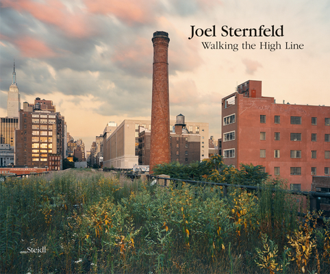Joel Sternfeld: Walking the High Line: Revised Edition Cover Image