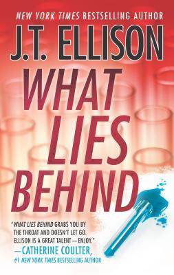 What Lies Behind (Samantha Owens Novel #4) Cover Image
