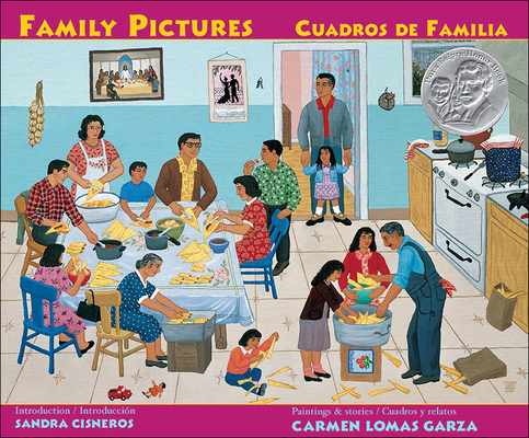 Family Pictures/Cuadros de Familia Cover