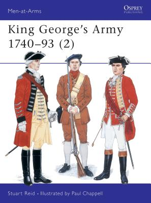 King George's Army 1740 93 (2) Cover