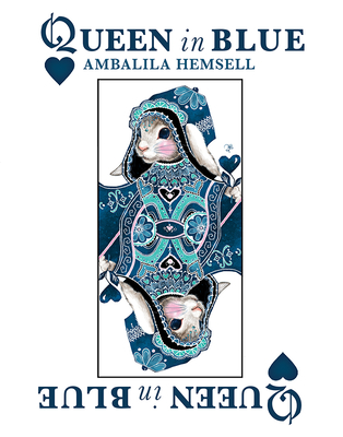 Cover for Queen in Blue (Wisconsin Poetry Series #1)