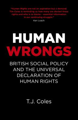 Cover for Human Wrongs