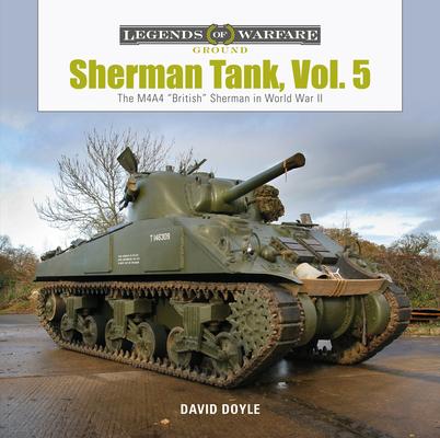 Sherman Tank, Vol. 5: The M4a4