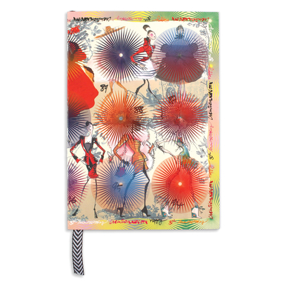 Christian LaCroix Heritage Collection LaCroix Photocall A5 Softbound Notebook Cover Image