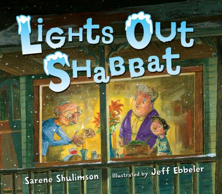 Lights Out Shabbat Cover