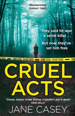 Cruel Acts (Maeve Kerrigan, Book 8) Cover Image