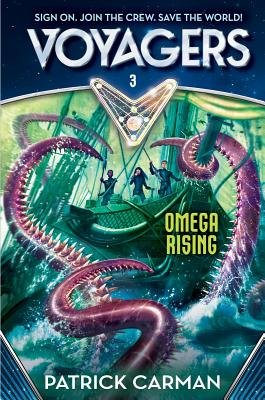 Voyagers: Omega Rising (Book 3) Cover Image