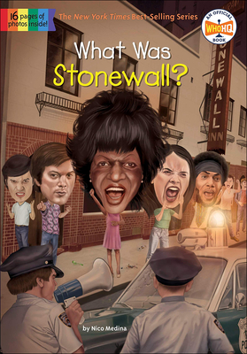What Was Stonewall? (What Was?) Cover Image